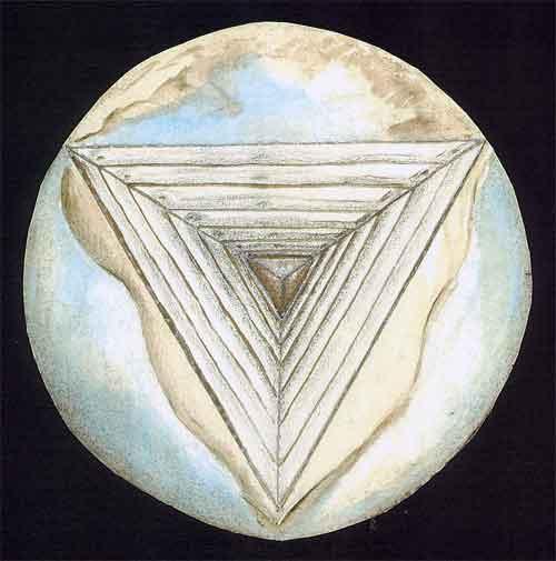 Gods Fingerprint In Mother Earth